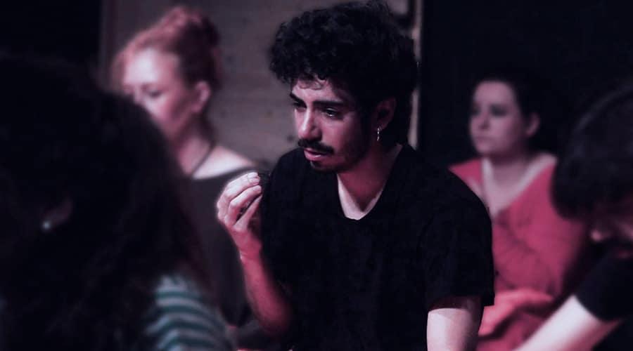 Estudiar para ser actor en Arte 4, escuela de arte dramático en Madrid