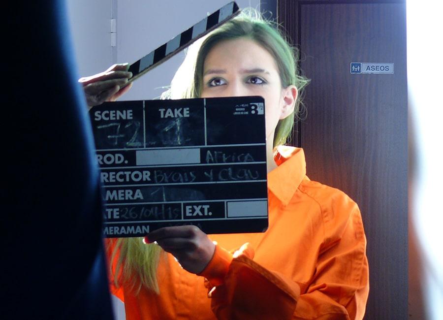 arte4 escuela de cine Madrid