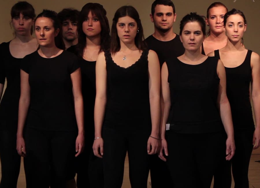 taller teatro fisico escuela de interpretacion madrid