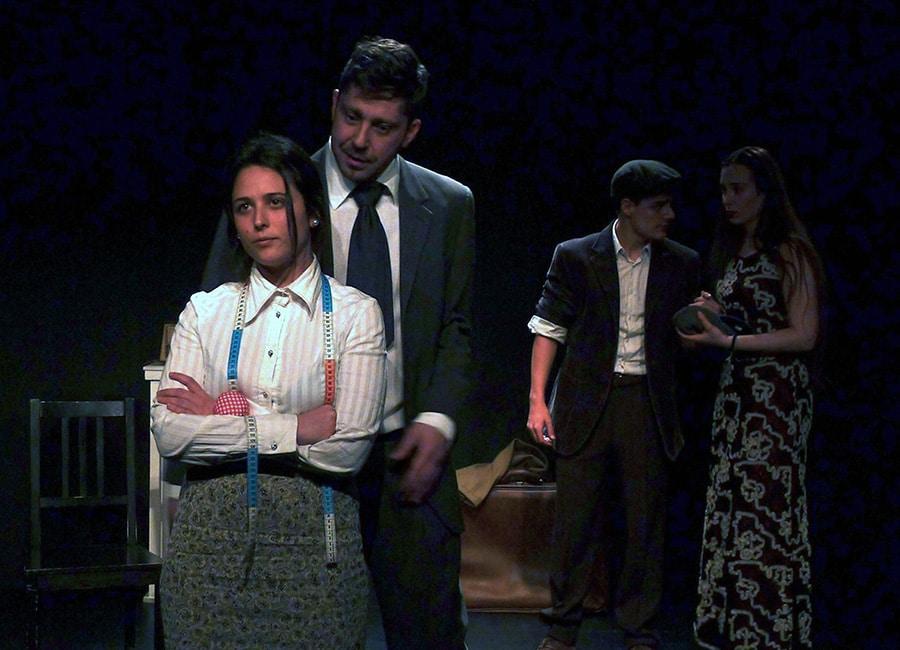 escenario actores iniciacion teatral