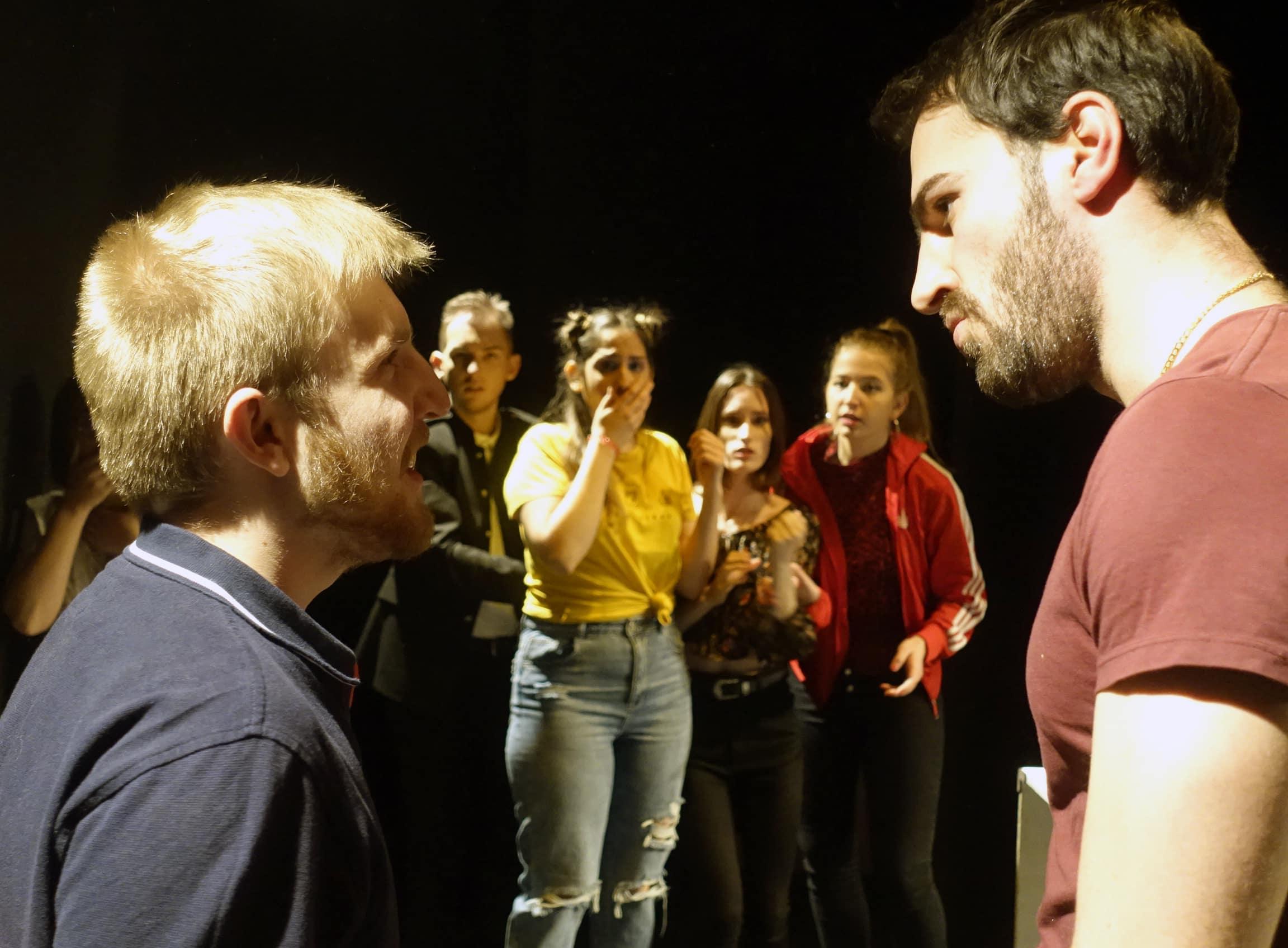 Sujetos en Teatro