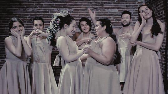 Los recién graduados de Arte4 en La Encina Teatro